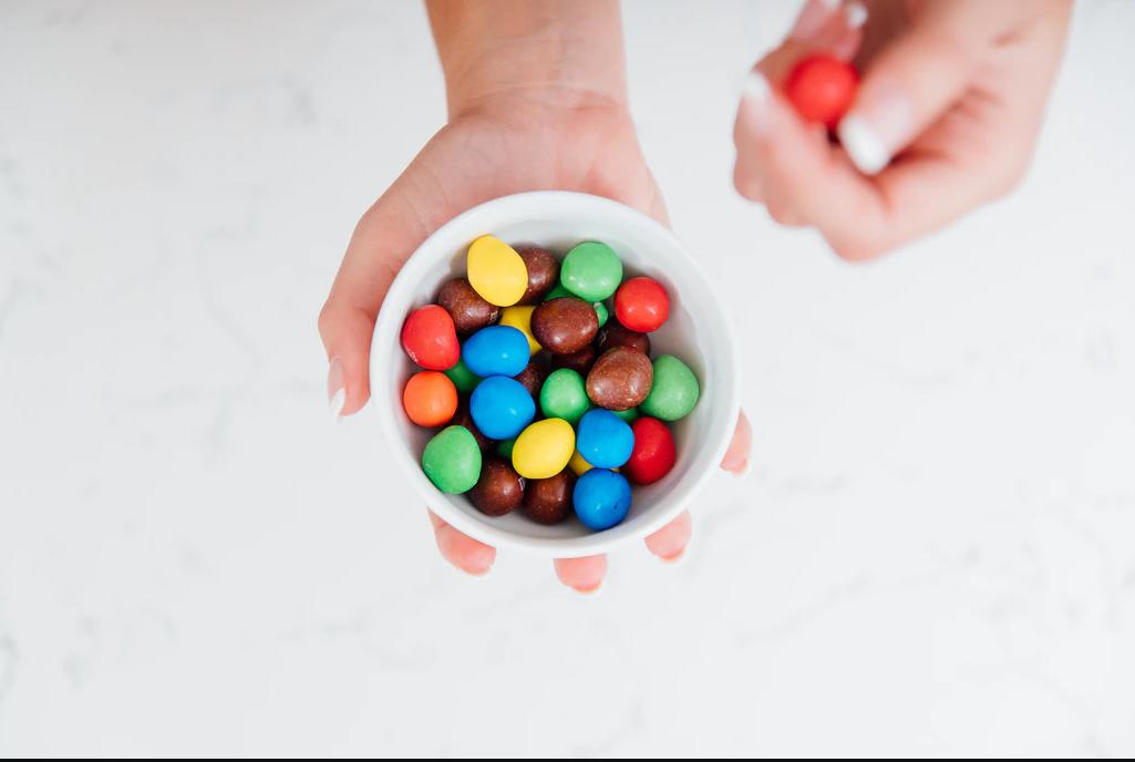 Cukierki sprawiają, że wszystko jest lepsze!